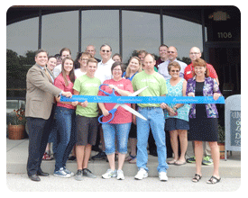 Junction Restaurant Ribbon Cutting